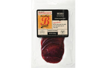 Brooklyn Cured Bresaola (3oz)