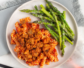 Grass-Fed Beef Bolognese