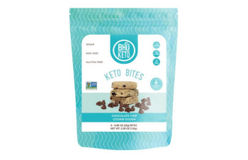 Bhu Keto Bites - Chocolate Chip Cookie Dough (5.29oz Bag)