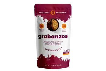 Dark Chocolate Grabanzos (1oz Bag)