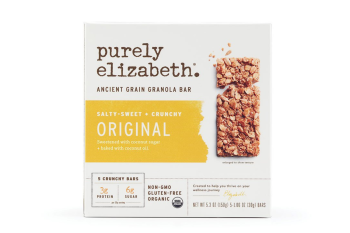 Purely Elizabeth Original Ancient Grain Granola Bar (1.4oz Bar)