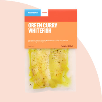 Green Curry Whitefish