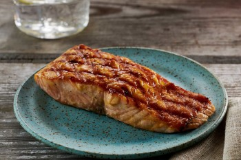 Honey Soy Sustainable Salmon (2 Filets)