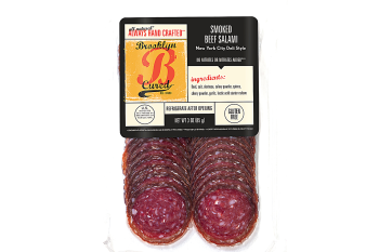 Brooklyn Cured Smoked Beef Salami (3oz)
